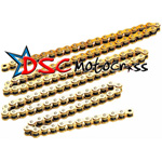 Motorcycle 420NZ3 Super Non O-Ring Chain 120 Links
