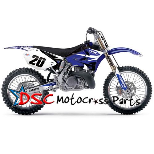 Dirt bike plastics carburetor gallery for Yamaha dirt bike plastics