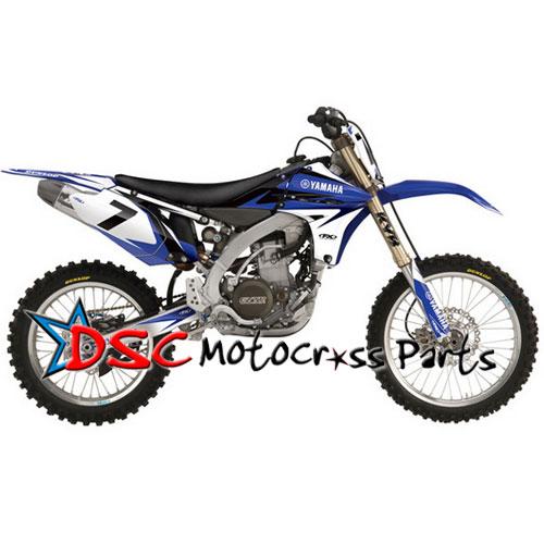 Plastic none yamaha wr plastics for Yamaha dirt bike plastics